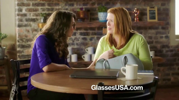 GlassesUSA.com TV Spot, 'Do People Know About This?'