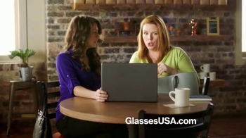 GlassesUSA.com TV Spot, 'Do People Know About This?' - Thumbnail 7