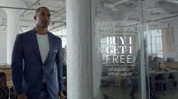 JoS. A. Bank TV Spot, 'Spring Looks' - Thumbnail 4