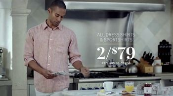 JoS. A. Bank One Daly Sale TV Spot, 'Wool Suits & Traveler' - 372 commercial airings