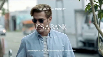 JoS. A. Bank One Daly Sale TV Spot, 'Wool Suits & Traveler' - Thumbnail 8