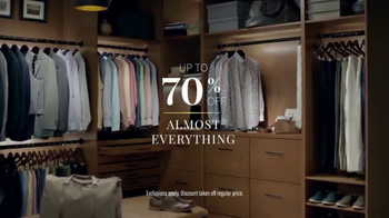 JoS. A. Bank One Daly Sale TV Spot, 'Wool Suits & Traveler' - Thumbnail 2