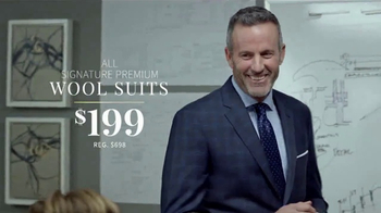 JoS. A. Bank One Daly Sale TV Spot, 'Wool Suits & Traveler' - Thumbnail 3