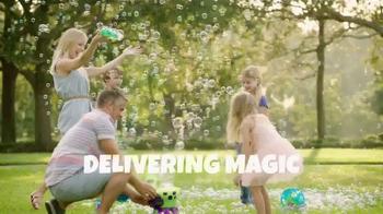 Gazillion Bubbles TV Spot, 'Delivering Magic' - Thumbnail 9