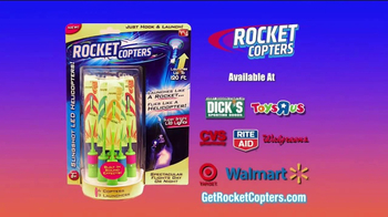 Rocket Copters TV Spot, 'Super Bright' - Thumbnail 9