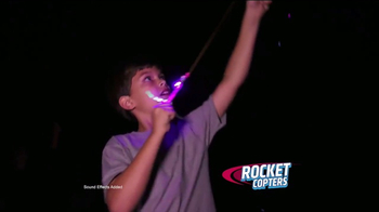Rocket Copters TV Spot, 'Super Bright'