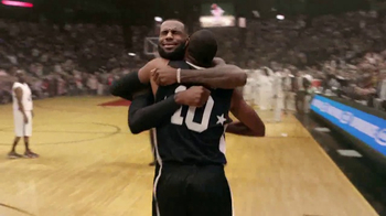 Intel 360 Replay TV Spot, 'Another Side to LeBron' Featuring LeBron James - Thumbnail 3