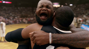 Intel 360 Replay TV Spot, 'Another Side to LeBron' Featuring LeBron James - Thumbnail 6
