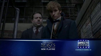 DIRECTV Cinema TV Spot, 'Fantastic Beasts and Where to Find Them' - Thumbnail 1