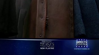 DIRECTV Cinema TV Spot, 'Fantastic Beasts and Where to Find Them' - Thumbnail 3