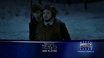 DIRECTV Cinema TV Spot, 'Fantastic Beasts and Where to Find Them' - Thumbnail 4