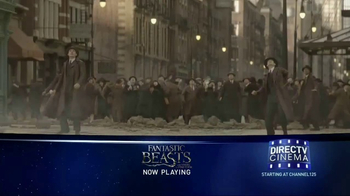 DIRECTV Cinema TV Spot, 'Fantastic Beasts and Where to Find Them' - Thumbnail 5