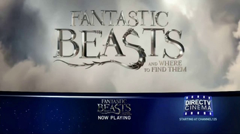 DIRECTV Cinema TV Spot, 'Fantastic Beasts and Where to Find Them' - Thumbnail 6