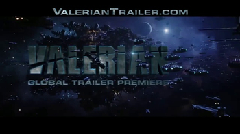 Valerian and the City of a Thousand Planets - Thumbnail 2