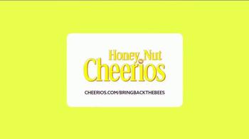 Honey Nut Cheerios TV Spot, 'TLC: Bring Back the Bees' - Thumbnail 7