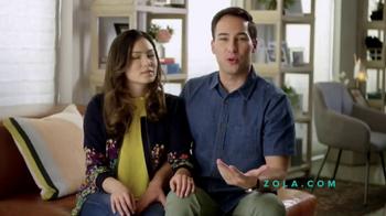 Zola TV Spot, 'Why Couples Love Zola Registry' - Thumbnail 3