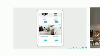Zola TV Spot, 'Why Couples Love Zola Registry' - Thumbnail 6
