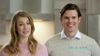 Zola TV Spot, 'Why Couples Love Zola Registry' - Thumbnail 7