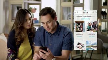 Zola TV Spot, 'Why Couples Love Zola Registry' - Thumbnail 8