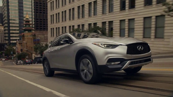 Infiniti QX30 TV Spot, 'Showing Off' [T1] - Thumbnail 3