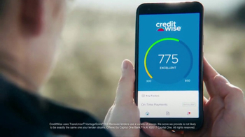 Capital One CreditWise TV Spot, 'Meditation' - Thumbnail 6