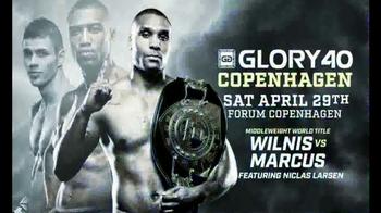 Glory Kickboxing TV Spot, 'Glory 40: Copenhagen' - Thumbnail 4