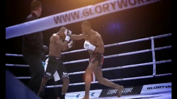 Glory Kickboxing TV Spot, 'Glory 40: Copenhagen' - Thumbnail 2