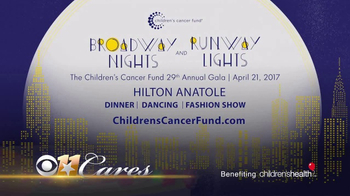 Children's Cancer Fund TV Spot, 'Broadway Nights and Runway Lights' - Thumbnail 3