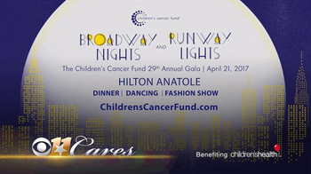 Children's Cancer Fund TV Spot, 'Broadway Nights and Runway Lights' - Thumbnail 4