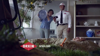 Orkin Pest Control TV Spot, 'In-Outdoors' - Thumbnail 8