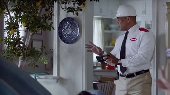 Orkin Pest Control TV Spot, 'In-Outdoors' - Thumbnail 6