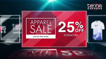 Tennis Express Apparel Sale TV Spot, 'Nike and More' - Thumbnail 2
