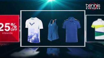 Tennis Express Apparel Sale TV Spot, 'Nike and More' - Thumbnail 3