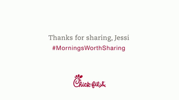 Chick-fil-A TV Spot, 'Mornings Worth Sharing: All Nighter' - Thumbnail 8