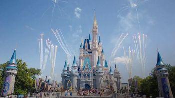 Walt Disney World 4-Park Magic Ticket TV Spot, 'Four Theme Parks' - 664 commercial airings