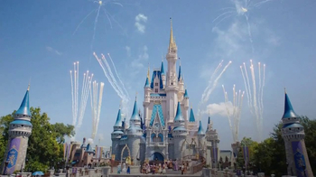 Walt Disney World 4-Park Magic Ticket TV Spot, 'Four Theme Parks' - Thumbnail 1