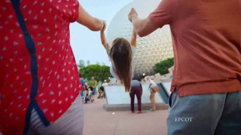 Walt Disney World 4-Park Magic Ticket TV Spot, 'Four Theme Parks' - Thumbnail 4