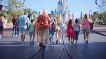 Walt Disney World 4-Park Magic Ticket TV Spot, 'Four Theme Parks' - Thumbnail 5