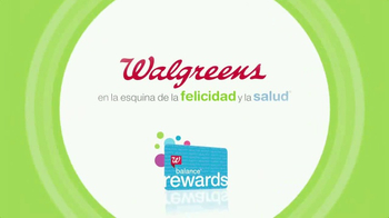 Walgreens Balance Rewards TV Spot, 'Acumular puntos' [Spanish] - Thumbnail 7