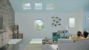 Velux Skylights TV Spot, 'Shift Your Outlook' - Thumbnail 6