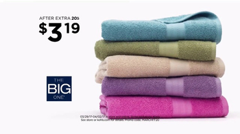 Kohl's Friends & Family Sale TV Spot, 'Shorts, Shoes and Bath Towels' - Thumbnail 6
