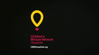 Children's Miracle Network Hospitals TV Spot, 'Money Where Your Mouth Is' - Thumbnail 9