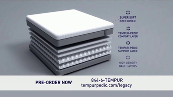 Tempur-Pedic Tempur-Legacy TV Spot, '25th Anniversary' - Thumbnail 3