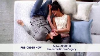 Tempur-Pedic Tempur-Legacy TV Spot, '25th Anniversary' - Thumbnail 4