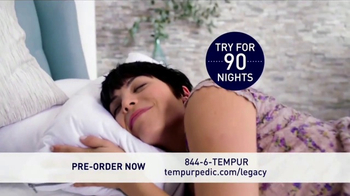 Tempur-Pedic Tempur-Legacy TV Spot, '25th Anniversary' - Thumbnail 7