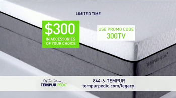 Tempur-Pedic Tempur-Legacy TV Spot, '25th Anniversary' - Thumbnail 8