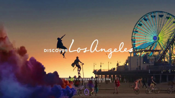 Discover Los Angeles TV Spot, 'Electric' Song by D/troit - Thumbnail 9