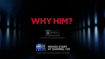 DIRECTV Cinema TV Spot, 'Why Him?' - Thumbnail 9
