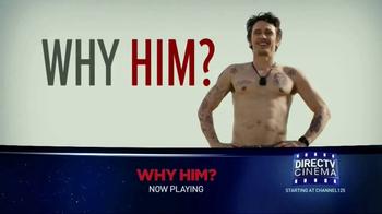 DIRECTV Cinema TV Spot, 'Why Him?' - Thumbnail 4