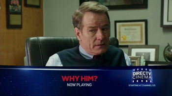 DIRECTV Cinema TV Spot, 'Why Him?' - Thumbnail 6